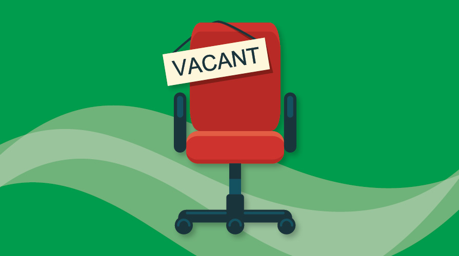 vacant chair recruiting