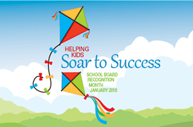 Celebrating trustees who help students soar to success