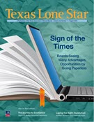 Texas Lone Star Aug 2020 Cover