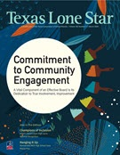 Texas Lone Star Community Engagement Cover