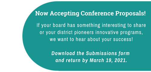 Now Accepting Conference Proposals