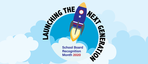 School Board Appreciation Month 2020 FB Header